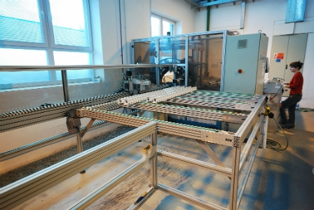 VDK Chassis Production PVC