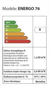 Porte: ENERGO 76
