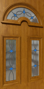 Portes PVC Coloris